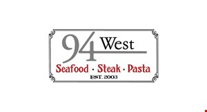 94 West Steak and Seafood logo