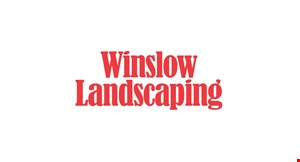 Winslow Landscaping logo