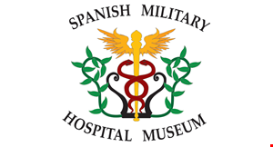 Product image for Spanish Military Hospital Museum $1 Off any Adult Admission