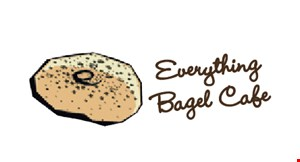 Everything Bagel Cafe logo