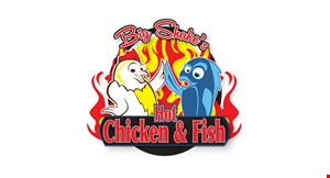 Big Shakes Hot Chicken logo