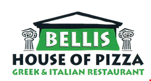 Bellis House of Pizza logo