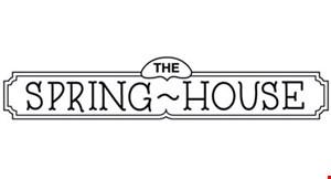Springhouse, The logo