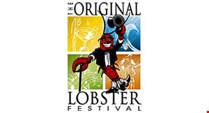 The Original Lobster Festival logo