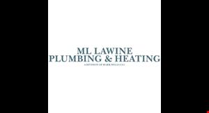 ML Lawine Plumbing and Heating logo