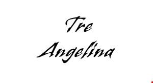 Tre Angelina Northern Italian Cuisine logo