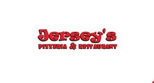 Jersey's  Pizzeria logo