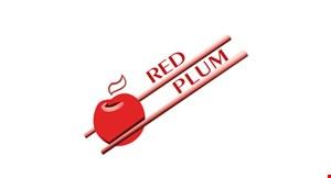 Red Plum White Plains logo