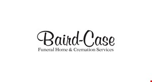 Baird Case Funeral Home & Cremation Services logo