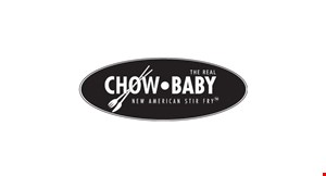 The Real Chow Baby - Mall of GA logo