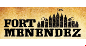 Fort Menendez logo