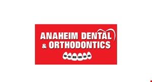 Anaheim Dental & Orthodontics logo
