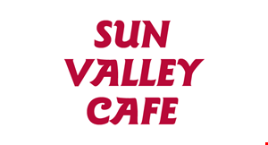 Sun Valley Cafe logo
