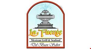 La Fuente Mexican Grill & Seafood logo