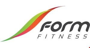 Form Fitness logo