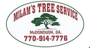 Milam Tree Service logo