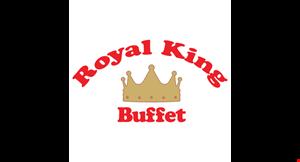 Royal King Buffet logo