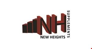 New Heights Supplements , LLC logo