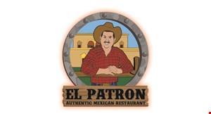 El Patron Mexican Restaurant logo