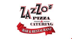 Zazzo's Pizza & Catering Bar & Restaurant logo