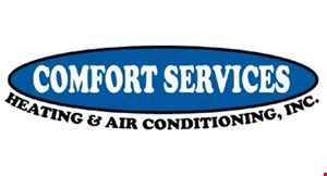 Comfort Services Heating & Air Conditioning logo