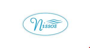 Nissos Restaurant logo
