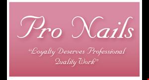 Pro Nails logo