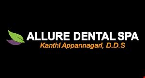 Allure Dental Spa logo