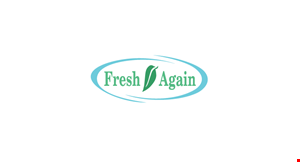 Fresh Again logo