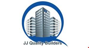 JJ Quality Builders logo
