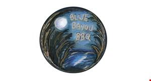 Blue Bayou BBQ logo
