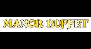 Manor Buffet logo
