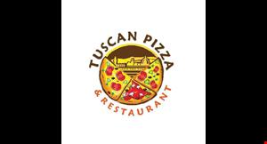 Tuscan Pizza & Restaurant logo