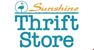 Sunshine Thrift Store logo