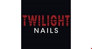 Twilight Nails logo