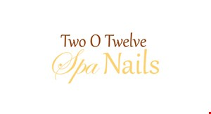 Two O'Twelve Spa Nails logo