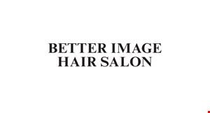 Better Image Hair Salon logo