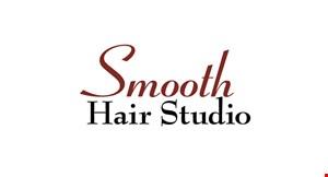 Smooth Hair Studio logo