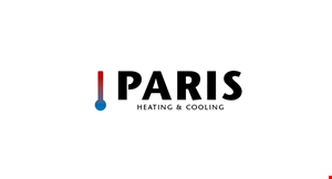 Paris Heating and Cooling logo