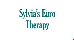 Sylvia's  Euro Thearpy logo