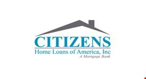 Citizens  Home Loans of America logo