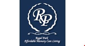 Regal Park Assisted  Living logo
