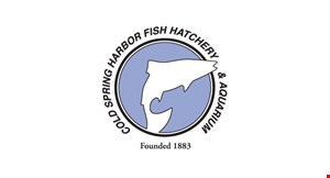 Cold Spring Harbor Fish    Harchery logo