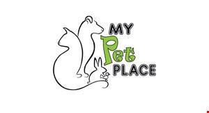 My Pet Place logo