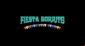 Fiesta Burrito logo