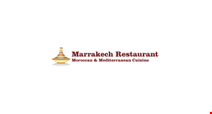 Marrakech Restaurant logo