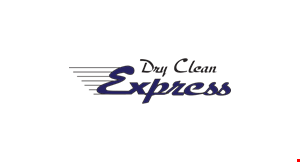 Dry Clean Express logo