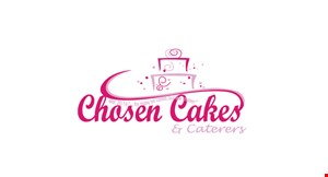 Chosen Cakes & Caterers logo