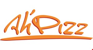 Ah'pizz Restaurant logo