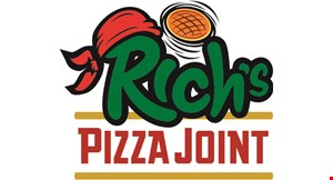 Rich's Pizza Joint logo